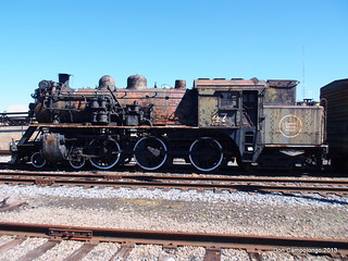 Canadian National old 47 Steamtown - Scranton PA