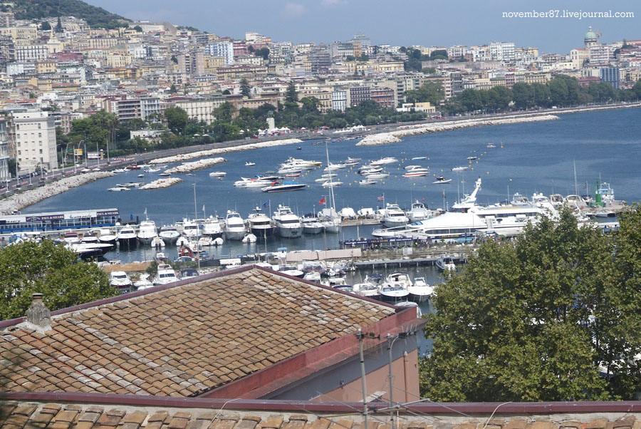 Napoli. Italy. August 2013