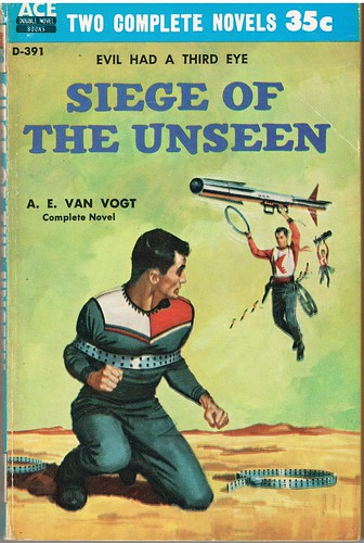 Siege of the Unseen
