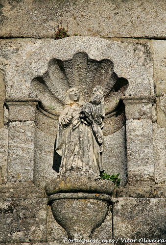 Santuário da Senhora de Cervães - Santiago de Cassurrães - Portugal
