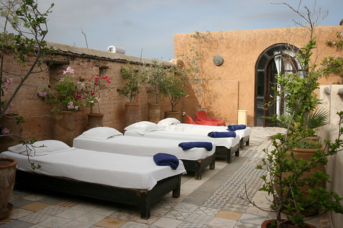 Relax, you're in Marrakech!
