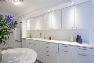 The Place for Kitchens and Baths - Modern Kitchen