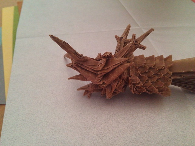 The Origami Forum View Topic Satoshi Kamiya Ryu Zin Cp