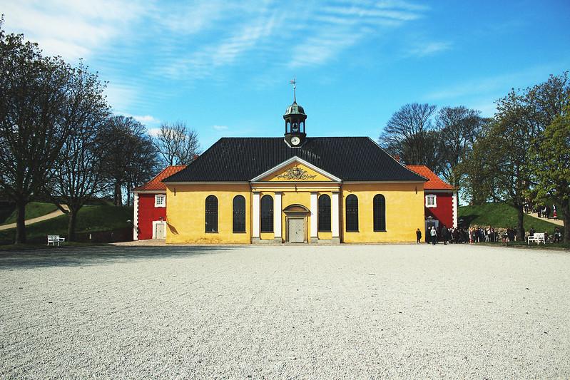 Kastel Kirken Copenhagen