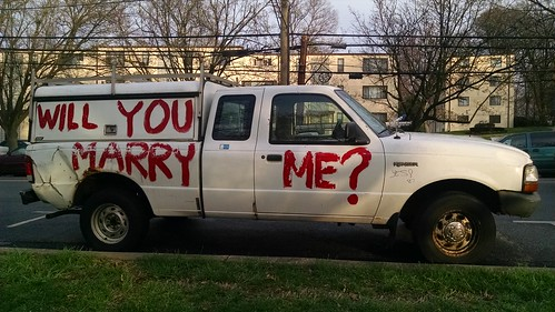 An Unusual Marriage Proposal