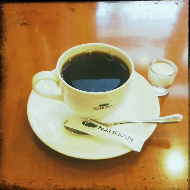 KOHIKAN'S coffee