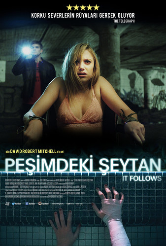 Peşimdeki Şeytan - It Follows (2015)