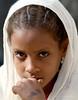 Jeune Éthiopienne a Axum