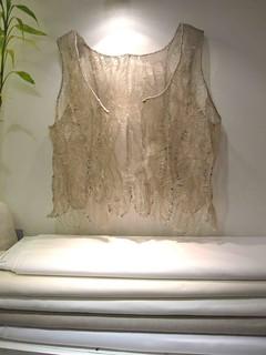La Boutique Extraordinaire - Tissus Bio (2015) - Lins tissés et cotons