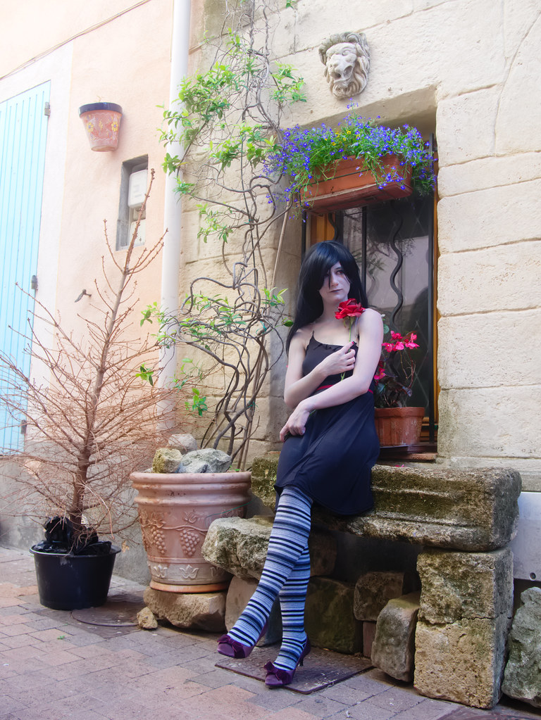 related image - Shooting Marceline - Adventure Time - Istres - 2015-05-09- P1080482
