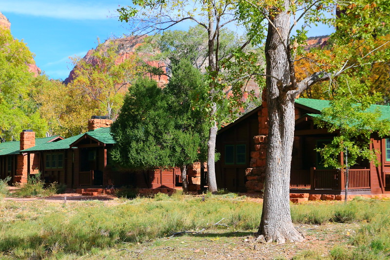 IMG_4790 Western Cabin, Zion Lodge