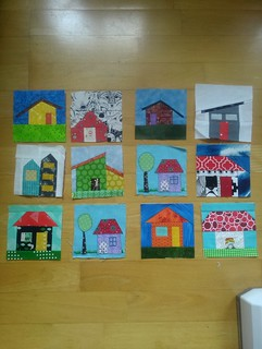 My blocks have arrived!  Thank you all for your masterpieces!  :)