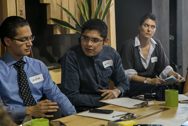 Mesa de trabajo: agenda digital de la Ciudad de Mëxico