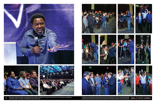 Sharing his experiences after many decades in the ministry, Prophet T.B. Joshua pours his heart out to the pastors, speaking on the need to have a 'free spirit' to effectively do the work of God.