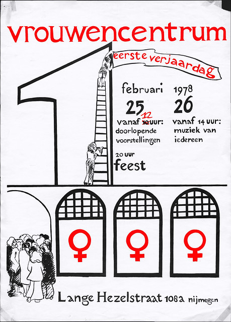 1978 Vrouwencentrum Nijmegen