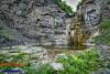 Dry Taughannock Falls