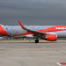 EasyJet Air bus A320-2 G-EZOX