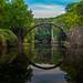 Rakotzbrücke by wirklich_rainer_zufall