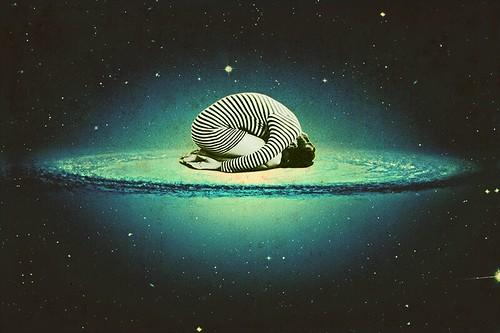 Balasana space