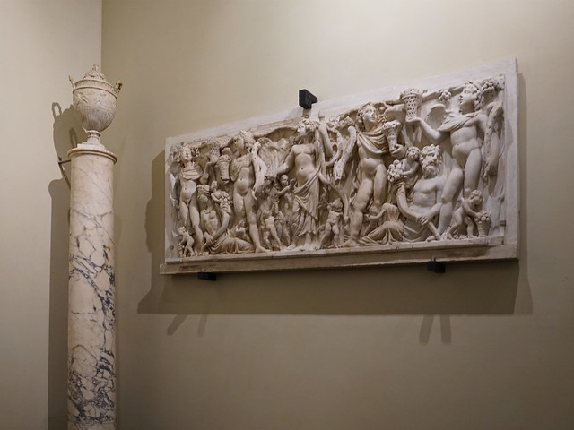 Vestibolo Quadrato di Museo Pio Clementino