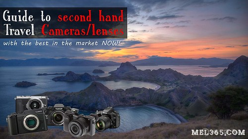 How and what second hand camera to buy for travel photography