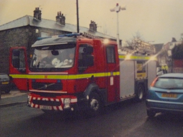 WEST YORKSHIRE FIRE SERVICE, Panasonic DMC-FZ8