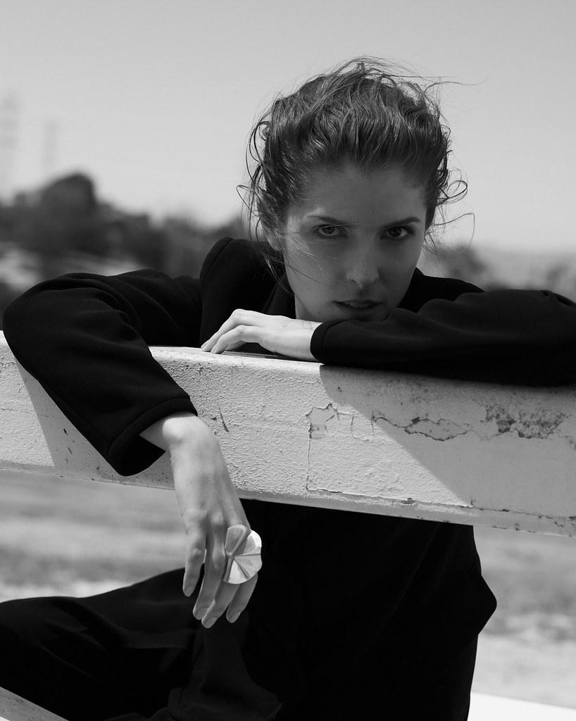 Анна Кендрик — Фотосессия для «InStyle» UK 2016 – 11