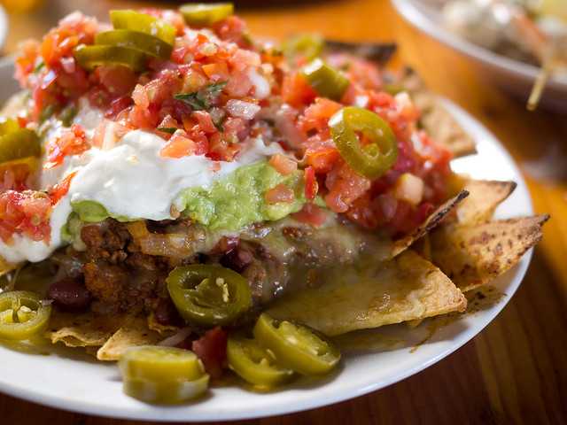 Beef Fajita Nachos Recipes — Dishmaps