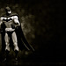 Infinite Batman (Black & White)