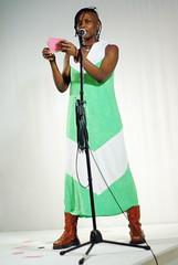 Taisha Paggett @ Defibrillator