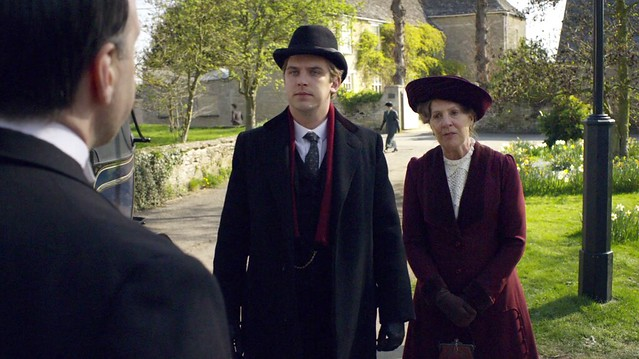 DowntonAbbeyS01E02_MatthewIsobel