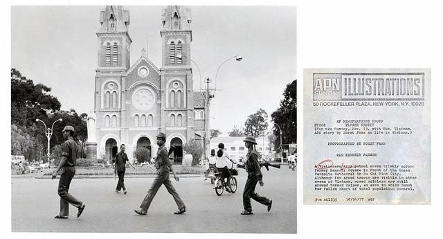 Saigon 1977 - Kennedy Square - Ho Chi Minh City