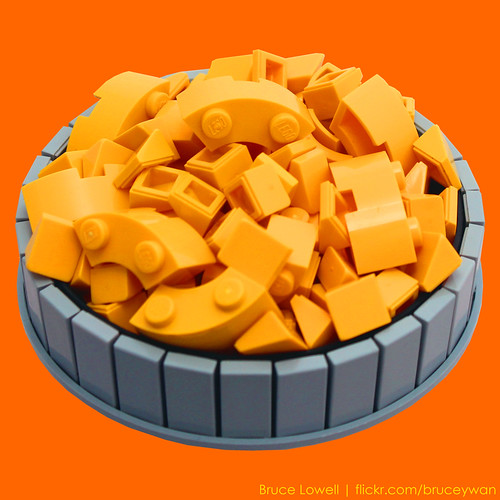 LEGO Macaroni and Cheese