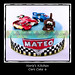Norie's Kitchen - Cars Cake 6