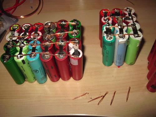 Schema Elettrico Per Carica Batterie Al Litio : Batteria li ion per e bike costruita con batterie laptop