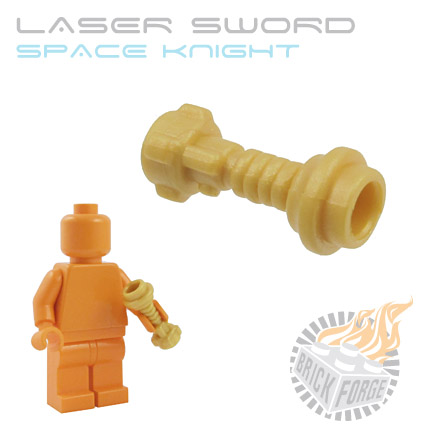 Laser Sword (Space Knight) - Gold