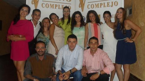 I Gala de Balonmano. Melilla