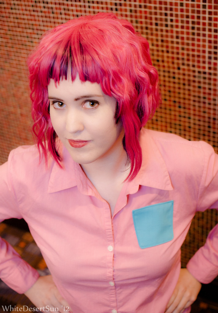 Zoroko As Movie Ramona Flowers From Scott Pilgrim Vs The World At