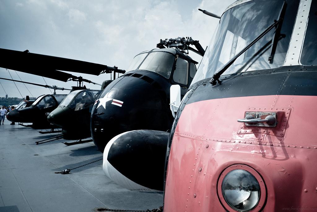 一些航空母艦博物館的雜圖