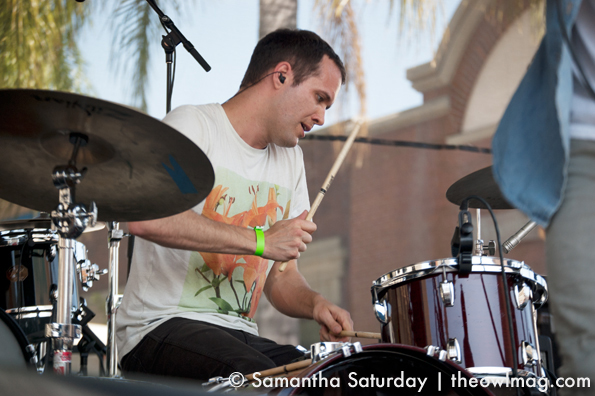 Electric Guest @ Make Music Pasadena 2012