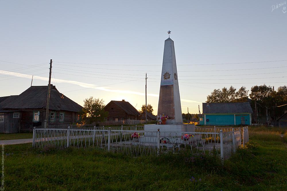 Деревня Морщихинская