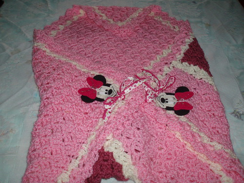 Manta em lã