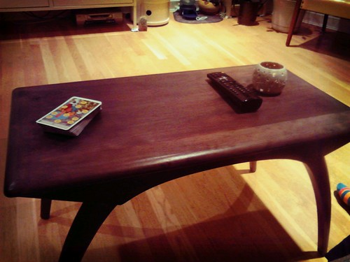 Wooden Table Final!