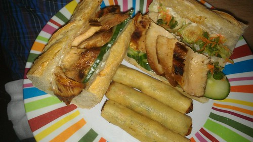 Homemade banh mi by christopher575
