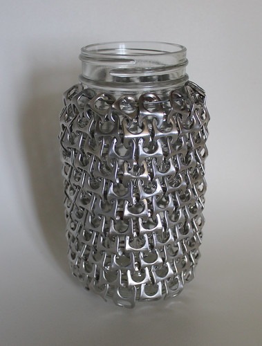 Pop tab chainmail