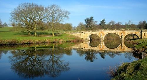 Paine's Bridge - Chatsworth