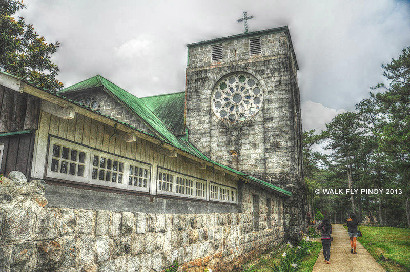 Church of St. Mary the Virgin, Sagada, Philippine Cordilleras