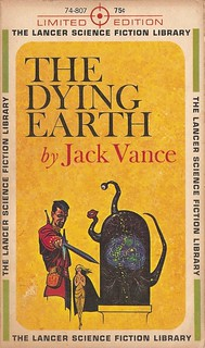 Jack Vance - The Dying Earth (Lancer)