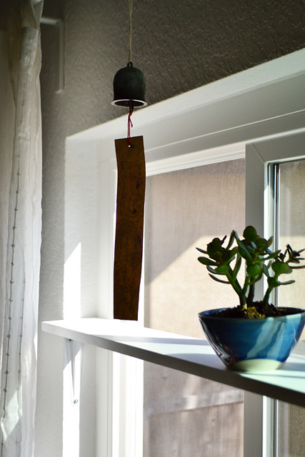 Dining Window with Shelf
