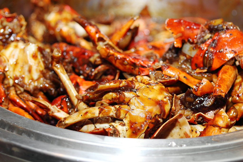 Parkroyal S Crab Feast Is Back Feast On As Many Crabs As: Singapore Food Blog